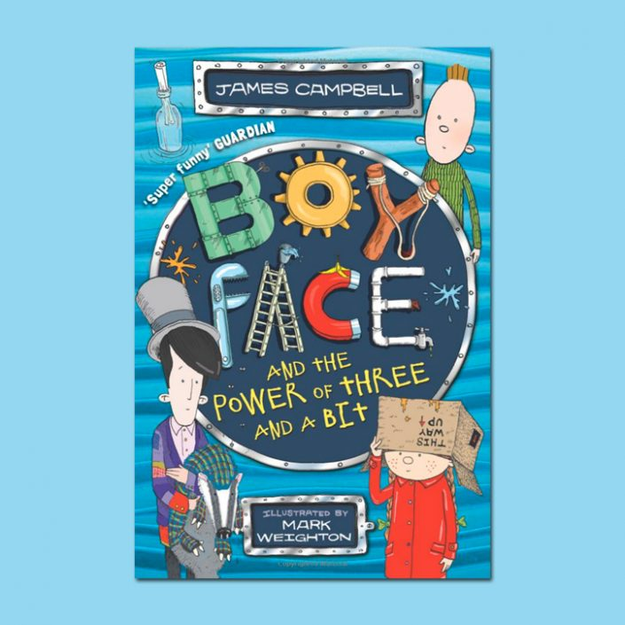 Boyface and the Power of Three and a Bit by James Campbell