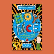 Boy Face and the Quantum Chromatic Disruption Machine by James Campbell
